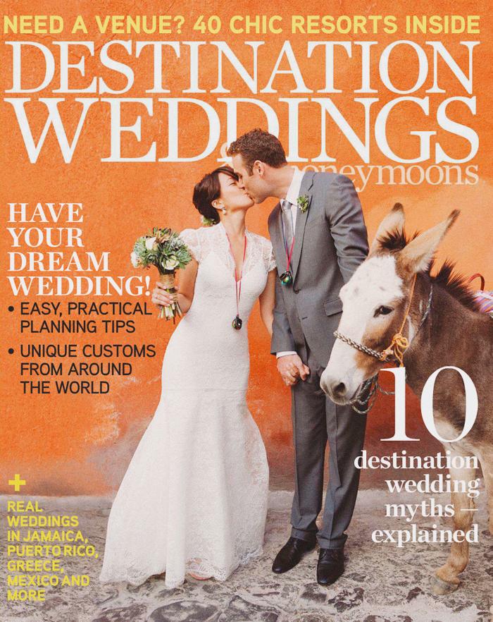 destination weddings honeymoons cover